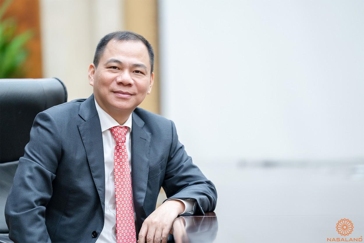 Nguồn cung bất động sản - Ông Phạm Nhật Vượng