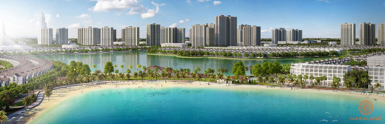 Nguồn cung bất động sản - Dự án Vinhomes Ocean Park