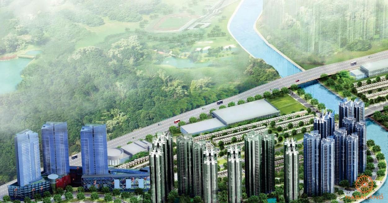 Chủ đầu tư Trần Thái - Dự án Palm City
