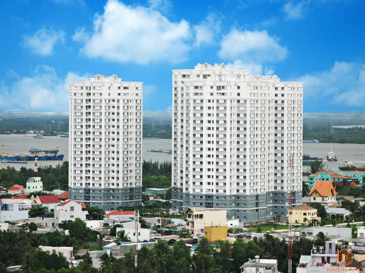 Chủ đầu tư Phú Mỹ Thuận - Tổng thể dự án căn hộ Phú Mỹ Thuận