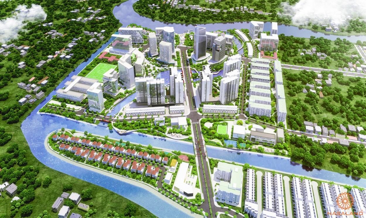 Dự án của chủ đầu tư Nam Long Group