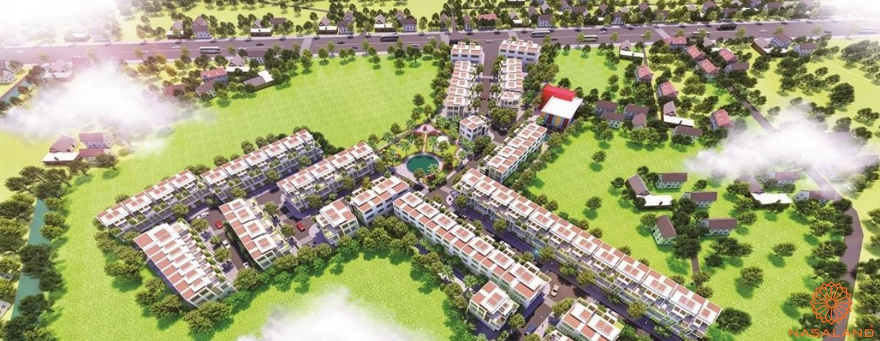 Chủ đầu tư Long An Delta - Dự án Hoàng Phúc Residence