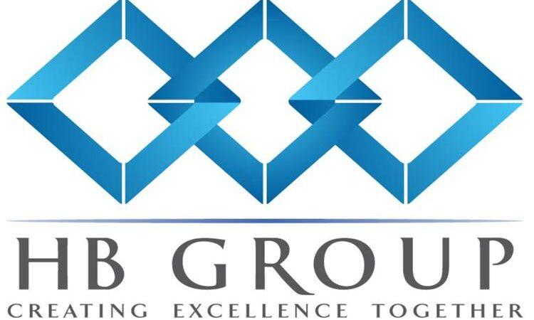 Logo chủ đầu tư HB Group