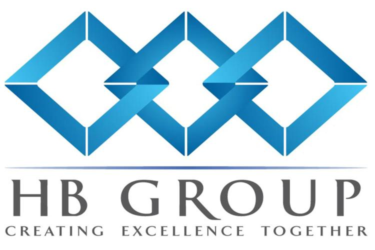 Logo chủ đầu tư tập đoàn HB Group