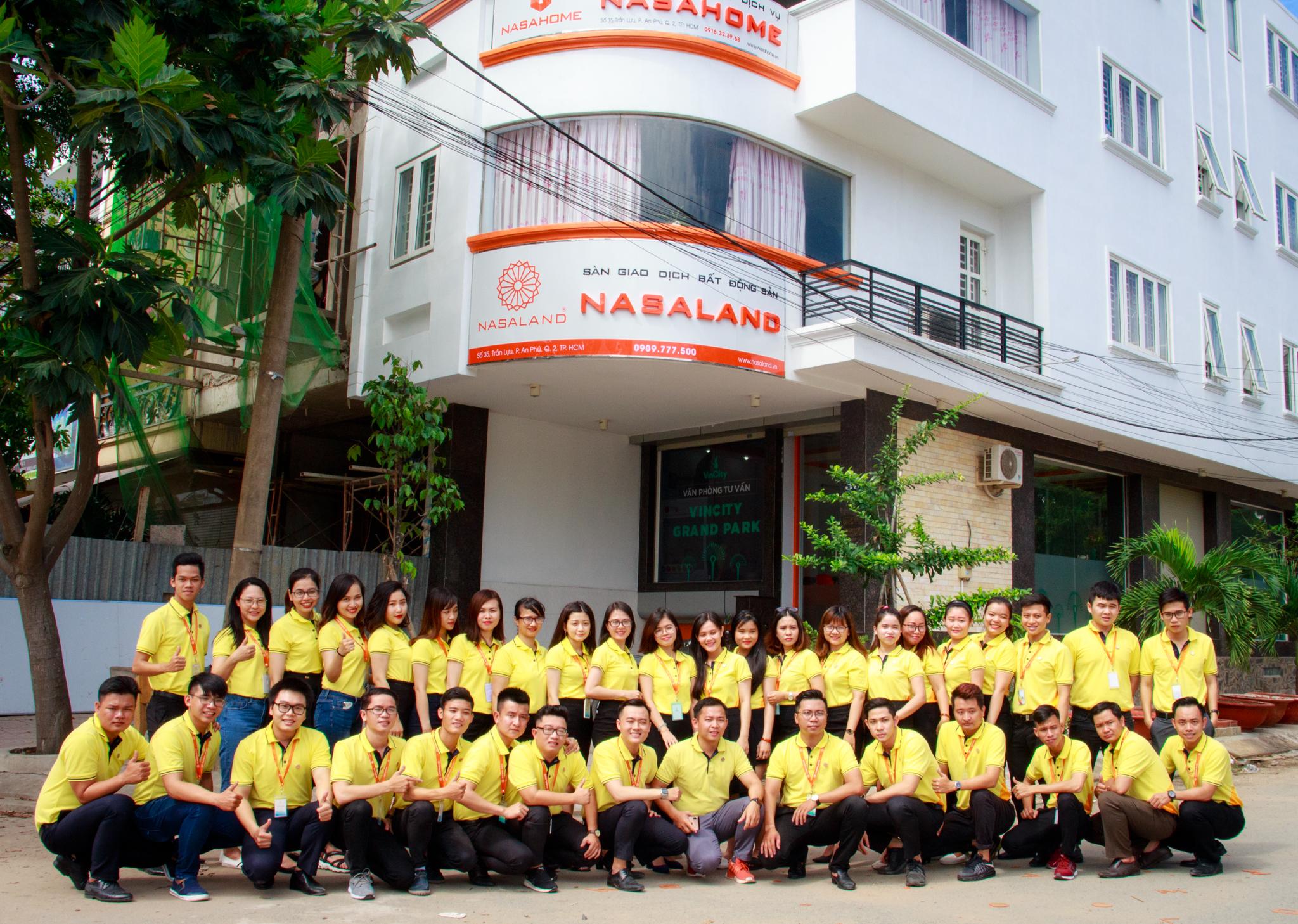 Tập thể Nasaland