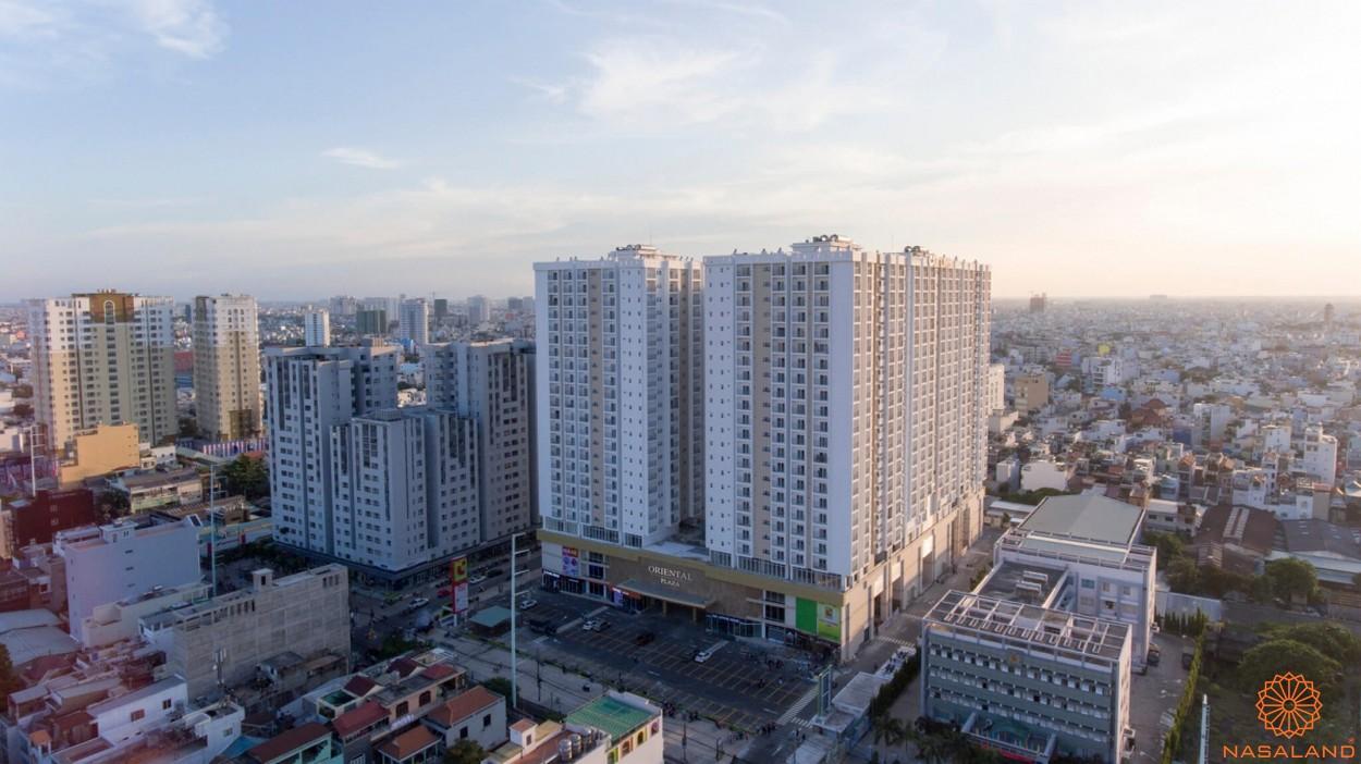 Chủ đầu tư Phú Sơn Thuận - Dự án Oriental Plaza