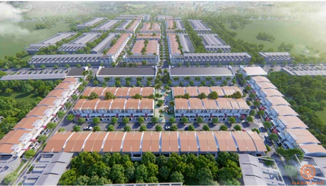 Chủ đầu tư Long An Delta - Dự án Areca Villa GĐ2