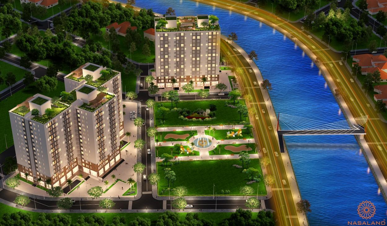 Chủ đầu tư Cowaelmic - Dự án Starlight Riverside quận 6
