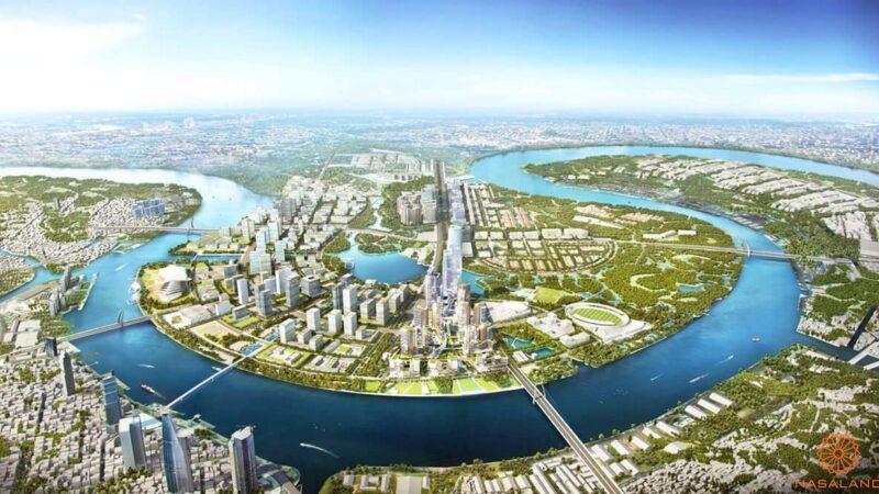 Chung cư quận 2 - Tổng quan thị trường bất động sản khu vực
