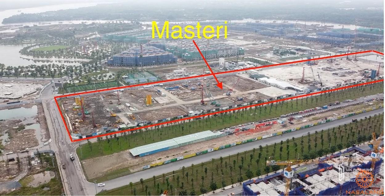 Giá bán Masteri Centre Point - Hình ảnh thực tế dự án