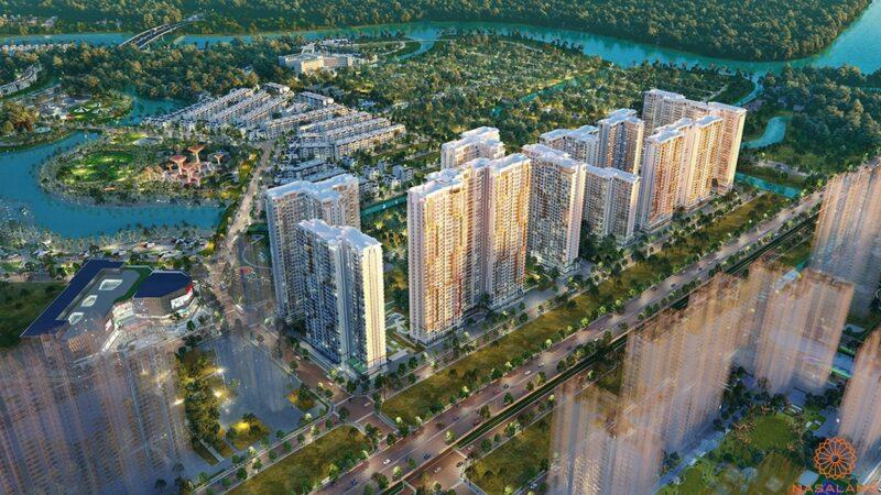 Mua căn hộ Masteri Centre Point - Phối cảnh dự án