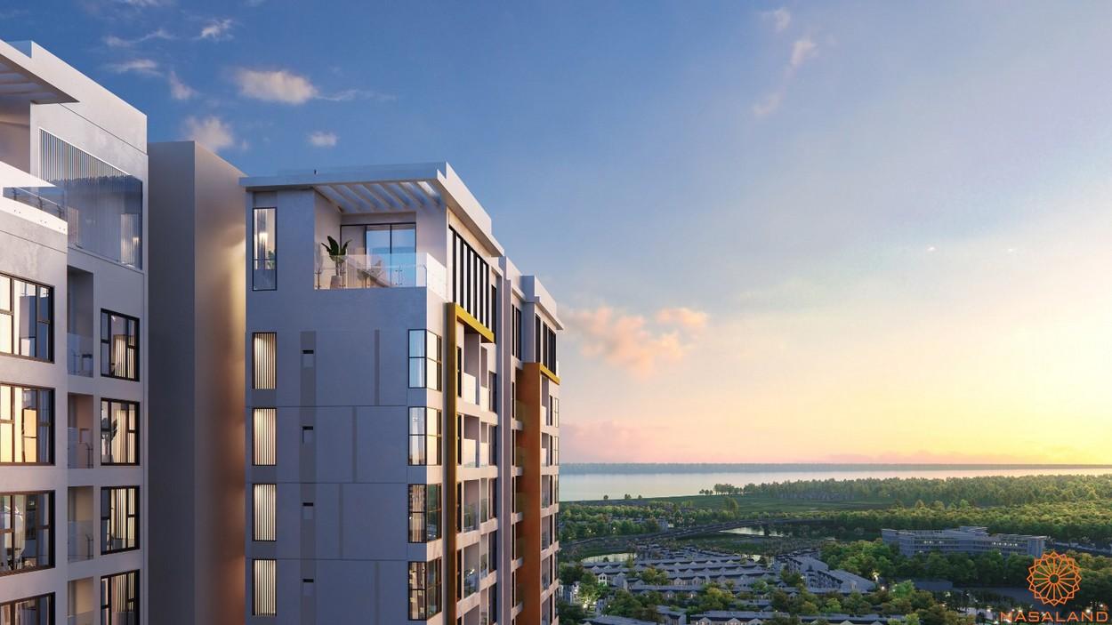 Mua căn hộ Masteri Centre Point - Thiết kế kiến trúc