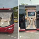 Xe điện Vinbus đã có mặt tại Vinhomes Grand Park