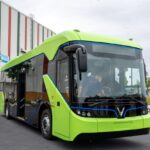 Xe điện Vinbus nội khu Vinhomes Ocean Park